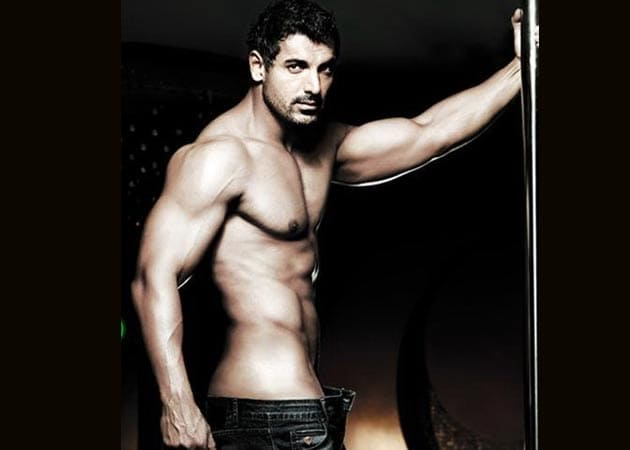 John Abraham Body Dostana John abraham to endorse male