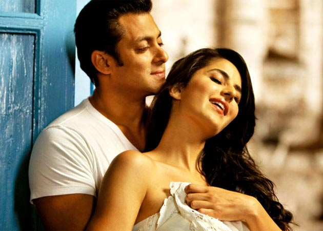 film Ek Tha Tiger without former beau and current co-star Salman Khan