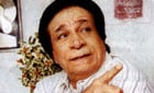 actor kader khan s academic aspirations