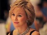 naomi watts unveils princess diana makeover