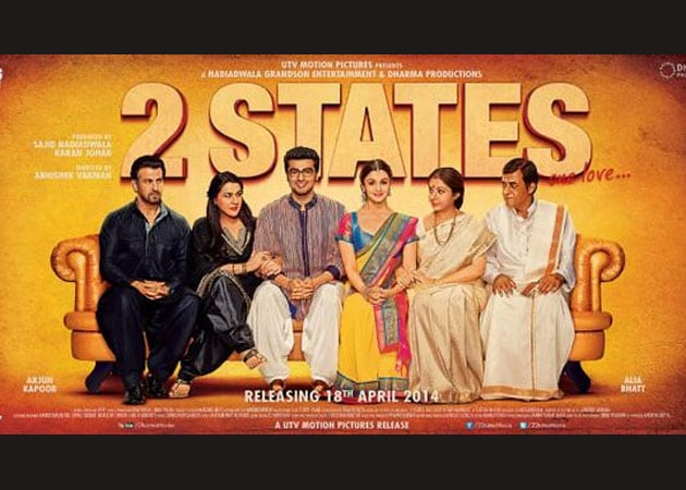 2 States: movie review