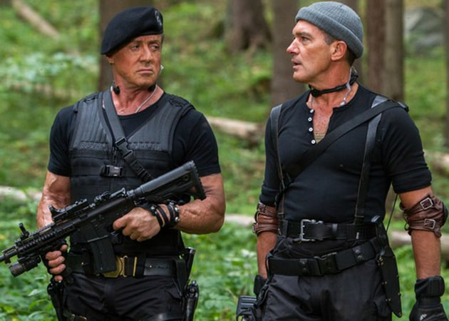 <i>The Expendables 3</i> Movie Review