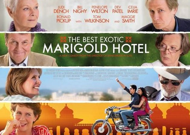 Review: The Best Exotic Marigold Hotel