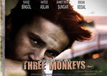 Three monkeys the movie