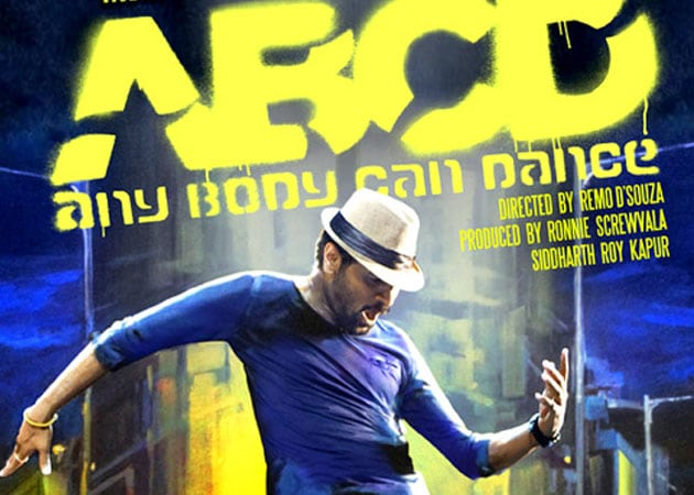 Movie review: ABCD - Any Body Can Dance