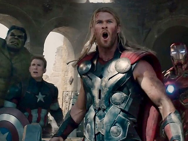 <I>Avengers: Age of Ultron</I> Movie Review