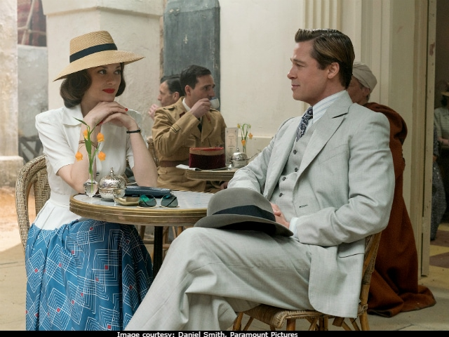 <I> Allied </i> Movie Review: Brad Pitt, Marion Cotillard's Film Keeps Us In Suspense Till The Last Hour