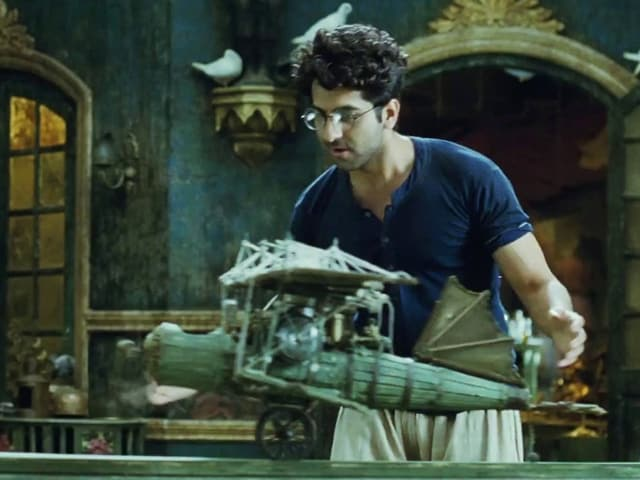 <i>Hawaizaada</i> Movie Review