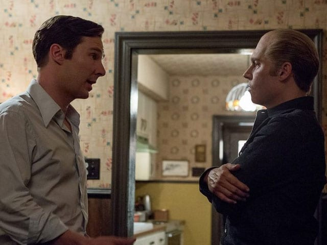 Black Mass: A Familiar Gangster World of Gamy Characters, Whackings And Splattered Brain