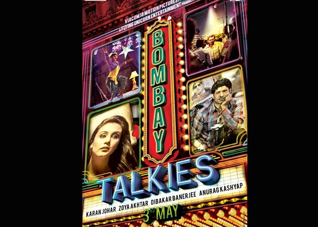 <i>Bombay Talkies</i> movie review