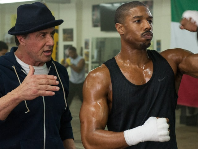 In <I>Creed</i>, Rocky's Back, As a Mentor, Not a Fighter