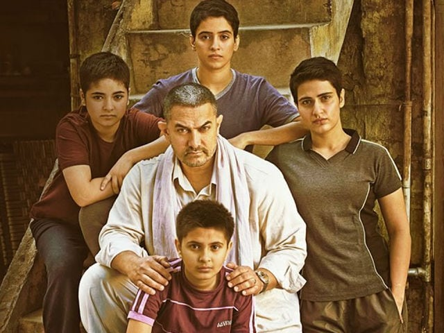 <I>Dangal</i> Movie Review: Behold The Glory Of Aamir Khan