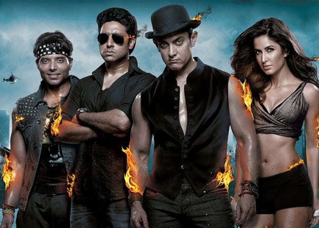 Dhoom: 3 movie review