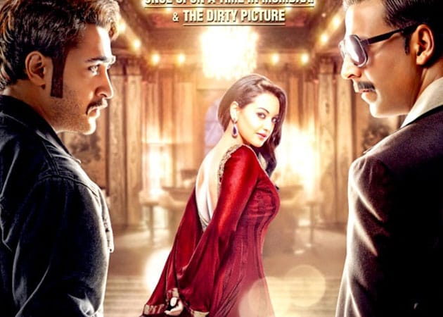<i>Once Upon Ay Time In Mumbai Dobaara!</i> movie review