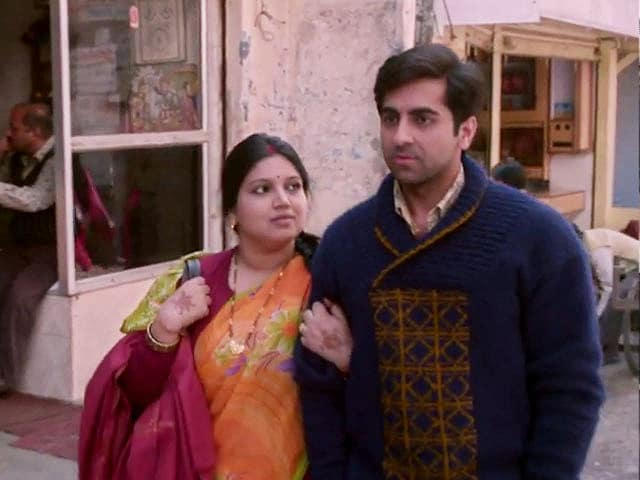 <i>Dum Laga Ke Haisha</i> Movie Review
