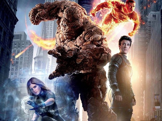 <i>Fantastic Four</i>: A Superheroic Rebooting (Wanted or Not)