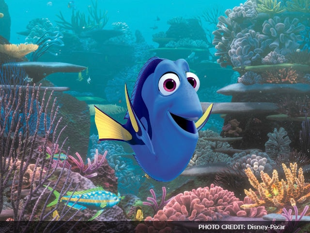 <i>Finding Dory</i> Movie Review