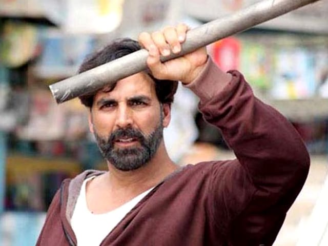 <i>Gabbar Is Back</i> Movie Review