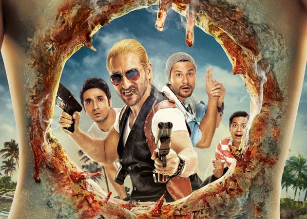 <I>Go Goa Gone</I> movie review