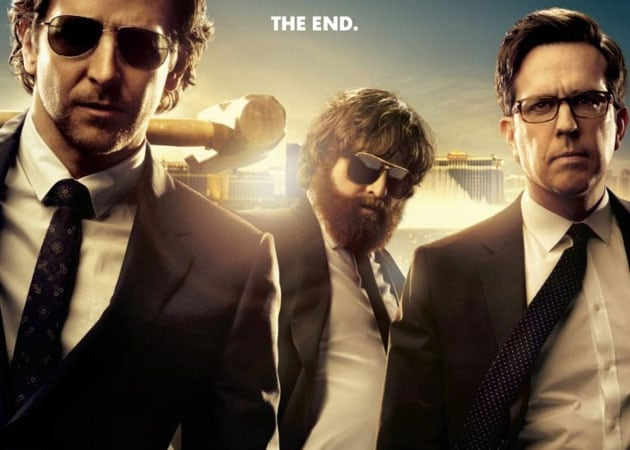 <I>The Hangover Part III</I> movie review