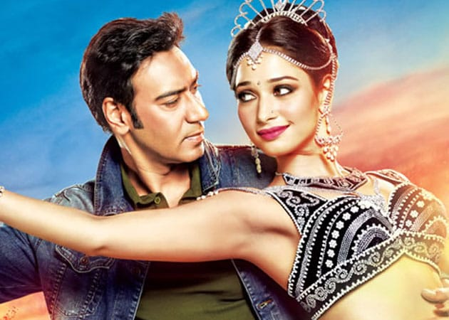 Movie review: <i>Himmatwala</i>