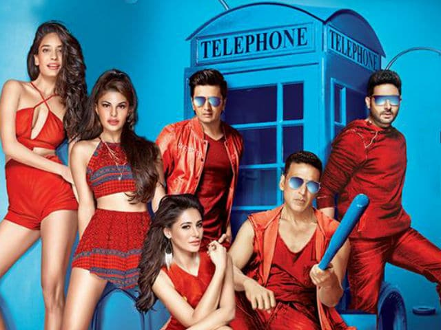 <i>Housefull 3</i> Movie Review