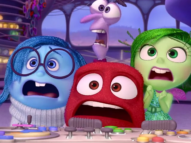 <i>Inside Out</i> Movie Review