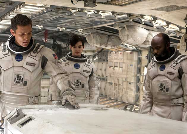 <i>Interstellar</i>: Off to the Stars, With Dread and Regret