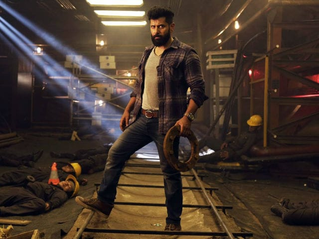 <i>Iru Mugan</i> Movie Review