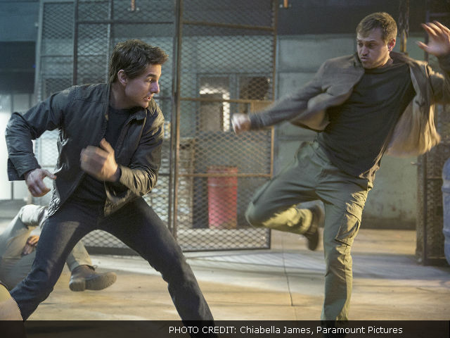 <i>Jack Reacher</i> Movie Review: Tom Cruise's Film is Aptly Titled <i>Never Go Back</i>