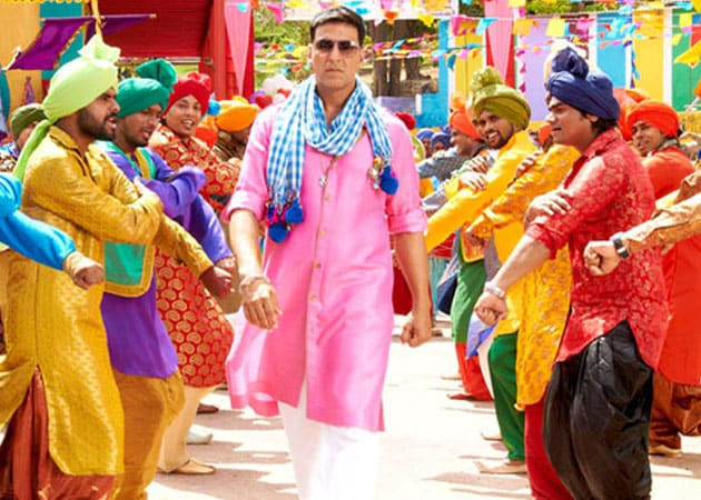 Movie review: Khiladi 786