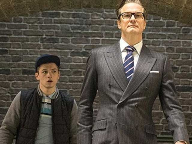 <i>Kingsman</i>: Flying Gore Can Ruin One's Bespoke Suits