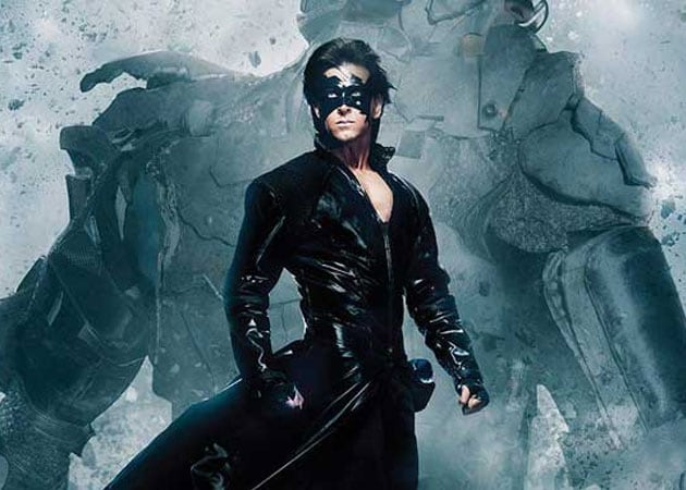 <i>Krrish 3</i> movie review