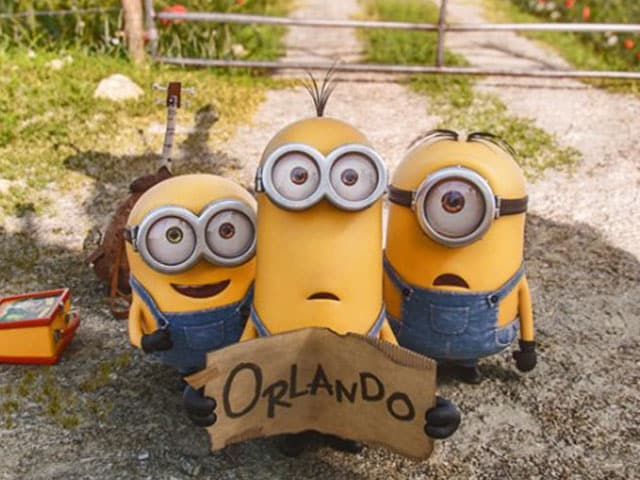 <i>Minions</i> Movie Review