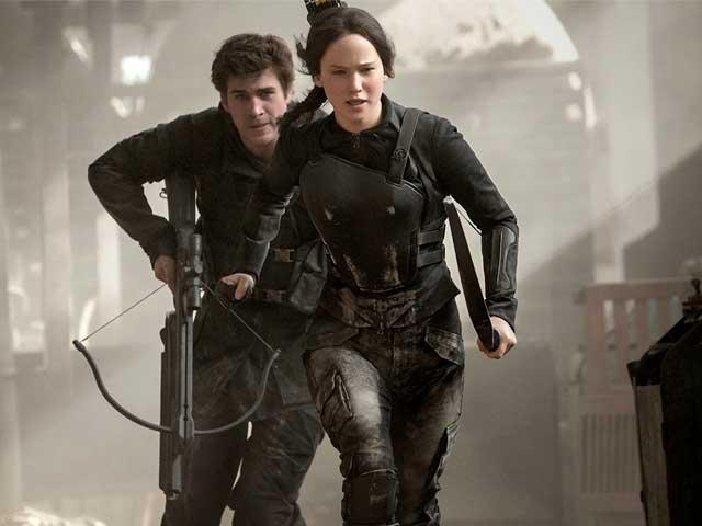 <i>The Hunger Games: Mockingjay