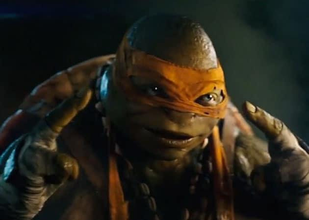 Movie Review <i>Teenage Mutant Ninja Turtles</i>