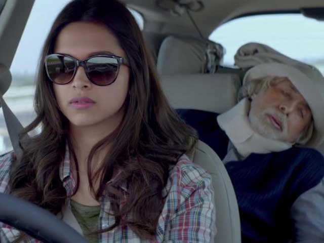 <i>Piku</i> Movie Review