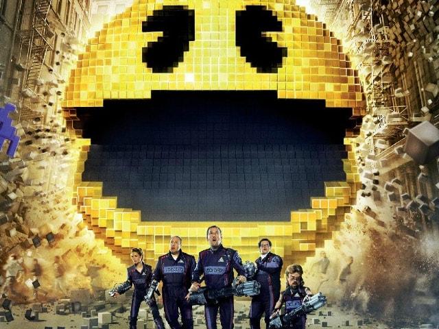 <I>Pixels</I>: Attack of the Retro Video Games