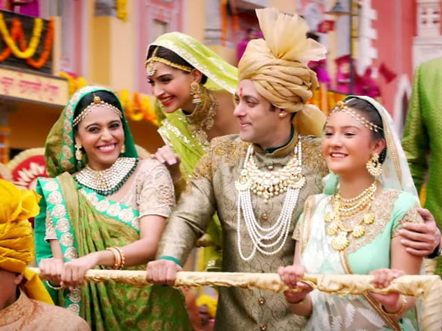 Prem Ratan Dhan Payo Movie Review