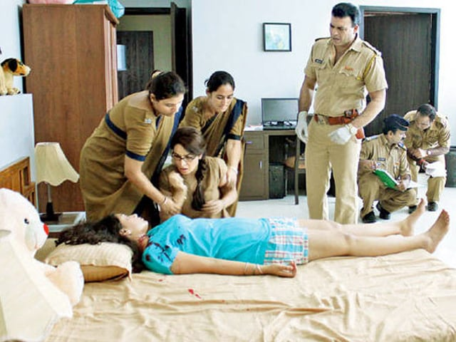 Aarushi Murdered Story In Hindi Movie