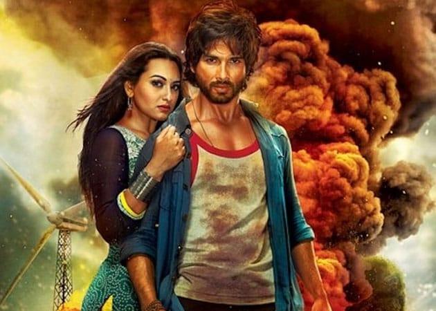<i>R... Rajkumar</i> movie review