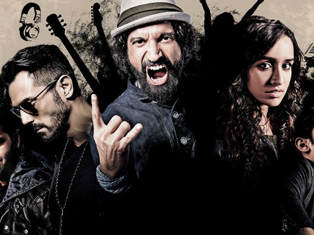 Rock On 2 Movie Review: Farhan Akhtar is Steady But Film is Bland