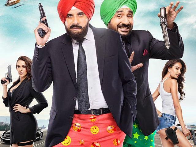 <i>Santa Banta Pvt. Ltd.</i> Movie Review