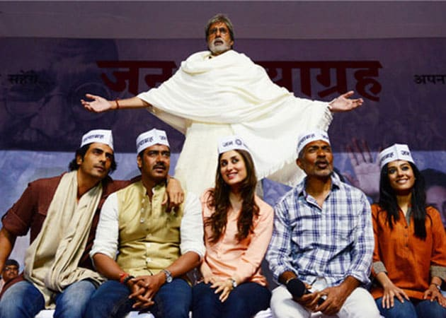 <I>Satyagraha</i> movie review