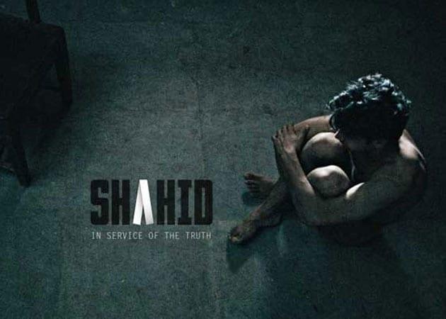 <i>Shahid</i> movie review