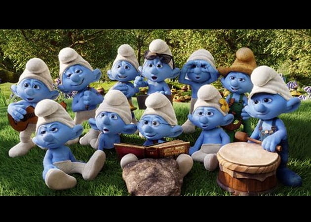 The Smurfs 2 movie review