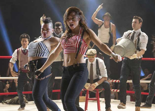 Movie Review Step Up All In