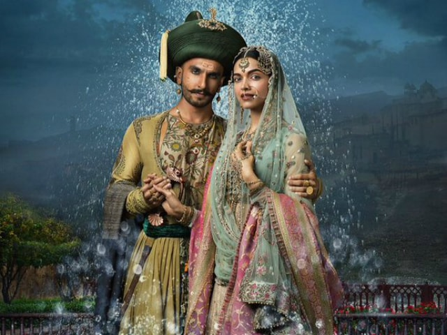<i>Bajirao Mastani</i> Movie Review