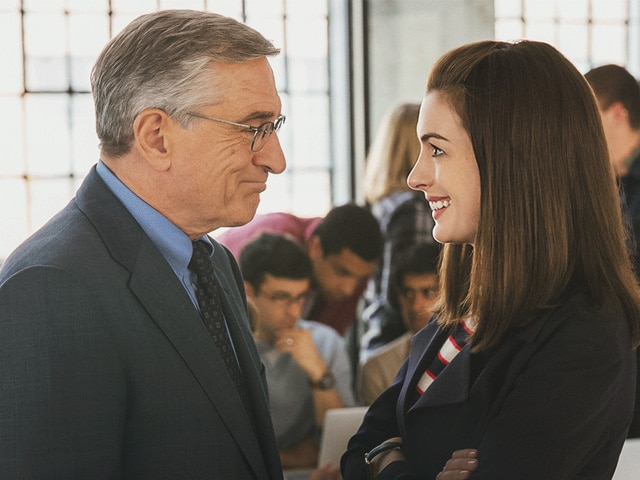 Review: <i>The Intern</i> Proves Experience Doesn't Have to Start at the Top