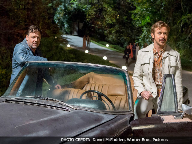 <i>The Nice Guys</i> Movie Review